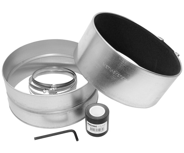 100mm Ducting Connection kit